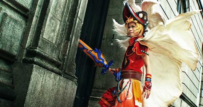 Dissidia: Final Fantasy by Cvy