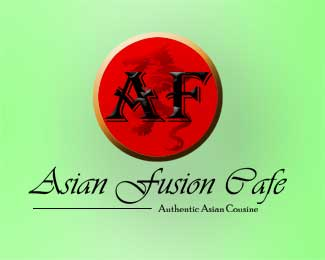 Asian Fusion Cafe by Chris Woerter