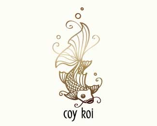 Coy Koi by Nancy Carter