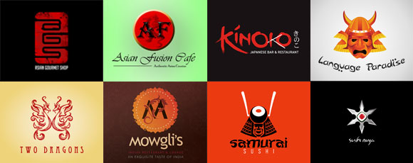 Inspiring Asian And Oriental Logo Design Concepts