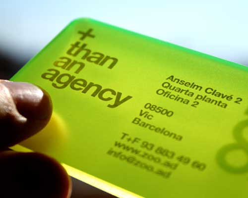 + Than An Agency by Zoo Studio