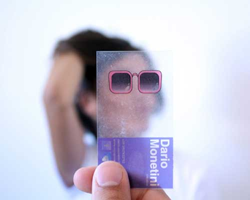 Business Card by Dario Monetini