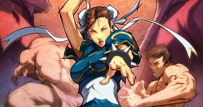SF Legends Chun Li by Alvin Lee
