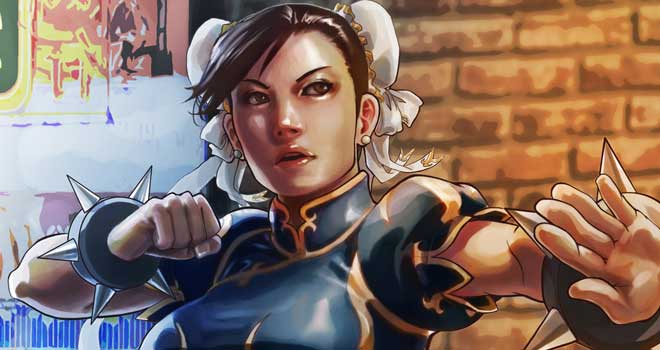 Chun Li: Street Fighter Cover Art by Jophiel Ray Saura