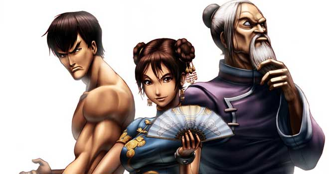 SF Legends Chun-Li by UdonCrew