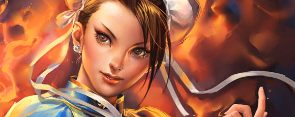 20+ Beautiful Chun Li Digital Artworks