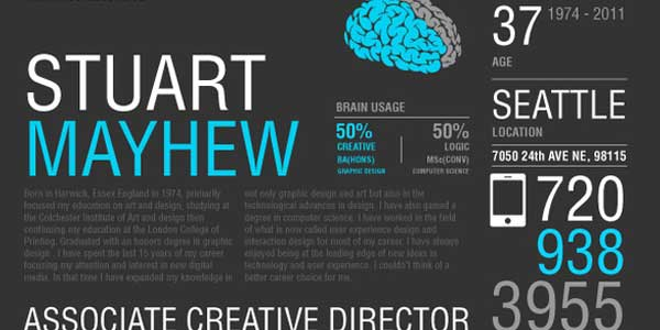 Resume by Stuart Mayhew