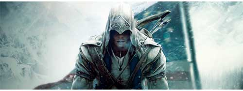 Assassin's Creed 3 Facebook Timeline Cover Image by aquil4
