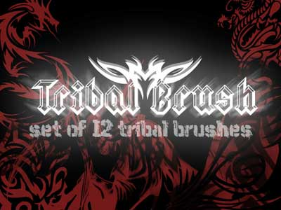 Tribal Brush by For-Certain