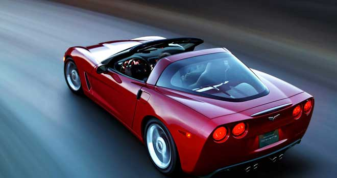 Chevrolet Corvette C5 by FreeWallpapers