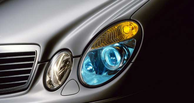 Mercedes Benz E-Class by FreeWallpapers