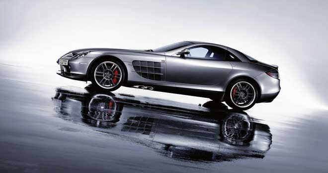 Mercedes Benz SLR 722 2007 by ~FreeWallpapers