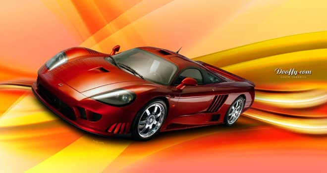 Saleen S7 Twin Turbo by Dooffy-Design