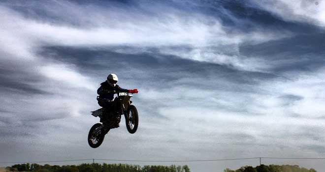Motocross, Wilkowice, Poland by mefista