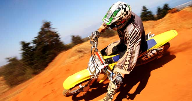 Motocross by Giorgos Legakis