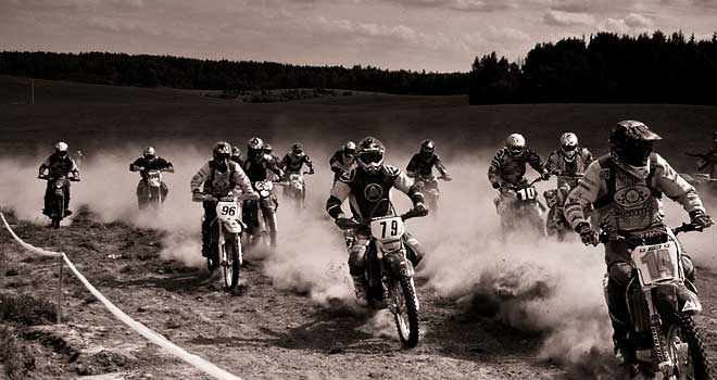 Motocross Madness by aaaaaight