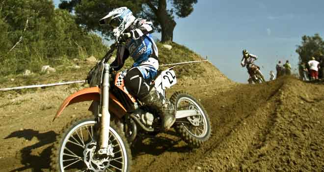 Motocross, Rosowek by slaveo