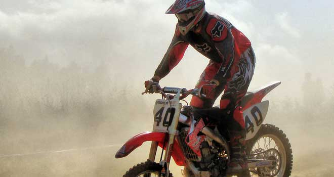 Motocross - Spisske Vlachy, Slovakia by kuboris
