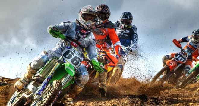 Motocross by Lovisa Bjork