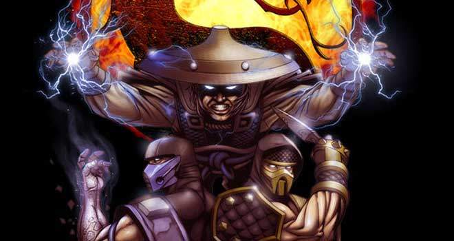 Mortal Kombat by Cristian Gonzalez