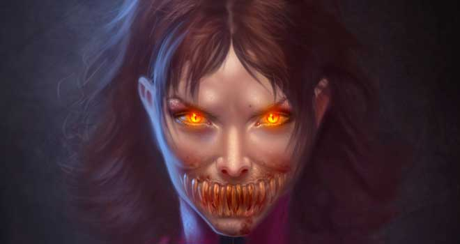 Mileena by George Patsouras
