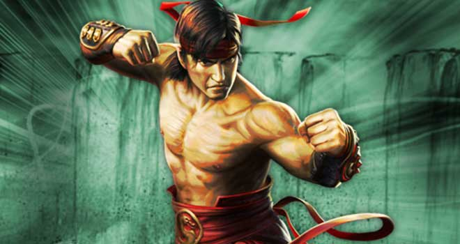 Liu Kang - Mortal Kombat 9 by Khaluow