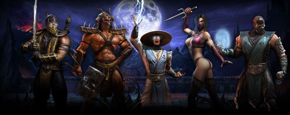Cool Mortal Kombat Artworks And Wallpapers