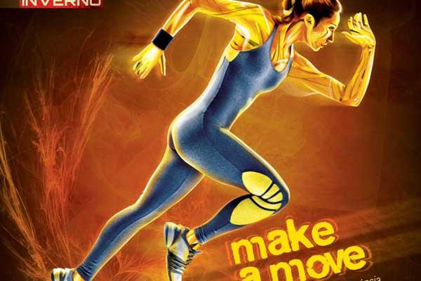 Campanha Body Plus - Make A Move by Cesar Del Rio Jr and Patricia Alves