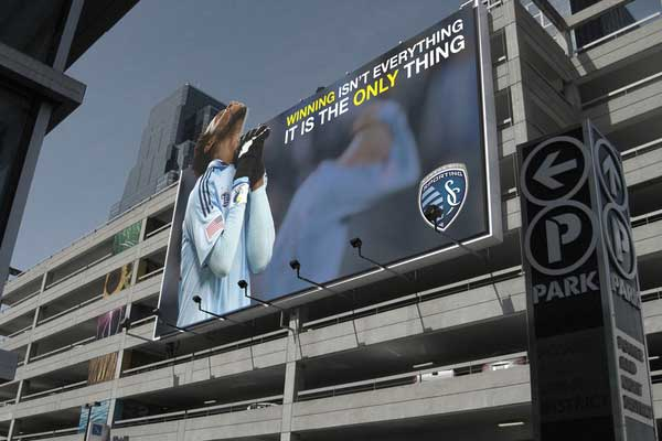 Sporting KC by Bo Jensen