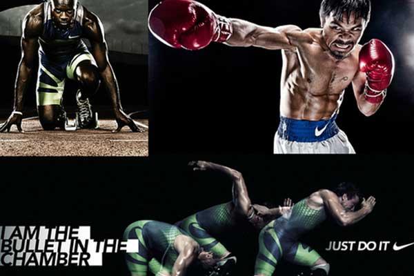 Nike Track & Field by Michael John Tangonan