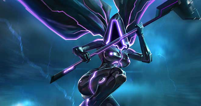 Tron-Reaper by Aleksandr Nikonov