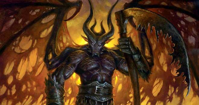 Reaper From the Abyss by Matt Stewart