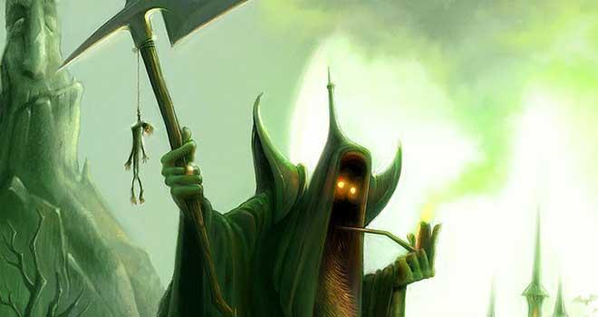 Mr. Reaper by Jose Alves da Silva