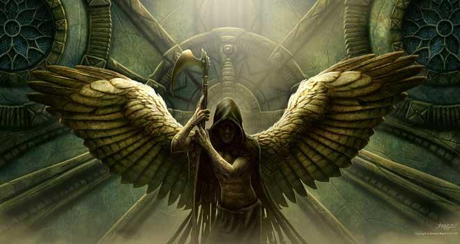 Reaper by Kerem Beyit
