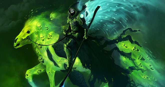 Grim Reaper by Denis Petrov