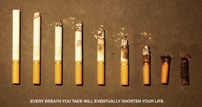 Anti-Smoking Campaign by danieltty88