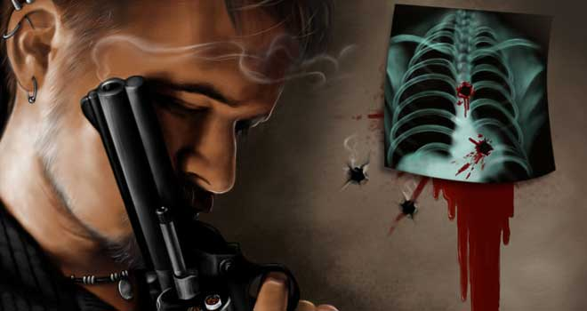 Smoking Kills by Rey Esla Teo