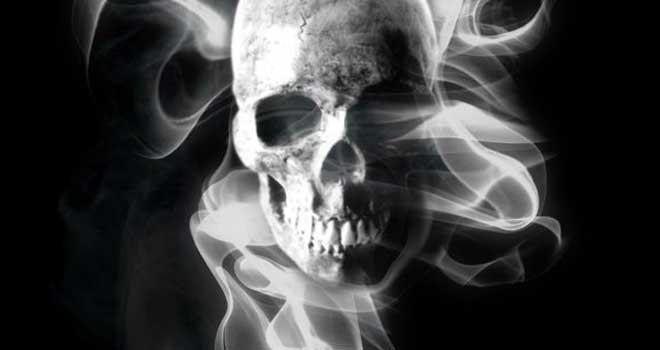Smoking Kills by photografever