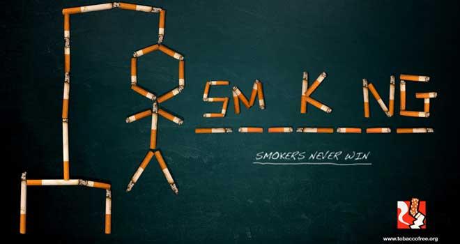 Hangman Anti-Smoking by mansorio