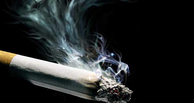 Smoking Lifes by Miika Ahvenjarvi