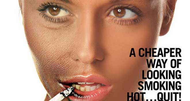 anti smoking campaign essay Since in uk the maximum smoking rate is amongst the youth and lower socio-economic group, the maximum amount of uk anti-smoking advertisement budget should be kept for these two groups.