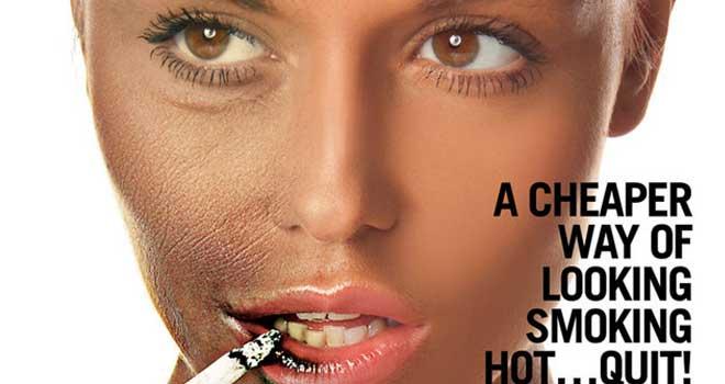 Anti-Smoking Campaign by inkrefuge