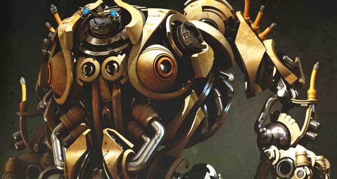 Mechanical Venus by Hodong La