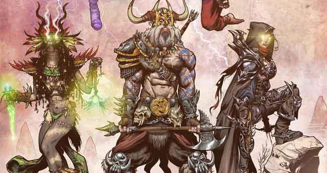 Diablo III Art Contest by Alfonso Pardo Martínez