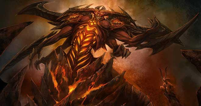 Diablo by Echoes1