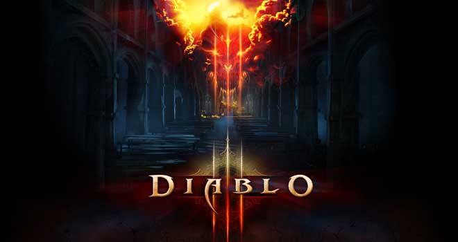 Diablo 3 Wallpaper by Diesp