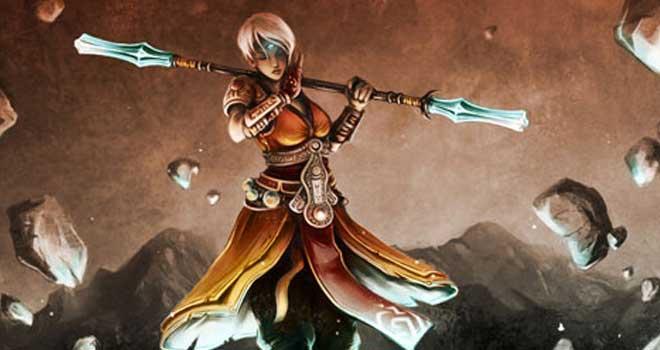 Monial Mantra - Diablo 3 by Laura Bevon