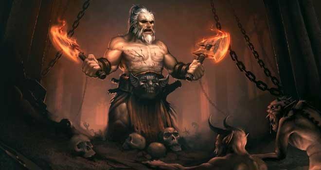 Barbarian by Yngvar Asplund