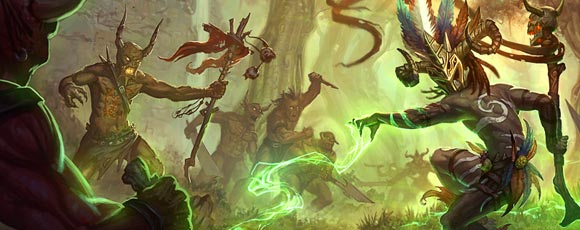 30 Must-See Diablo 3 Fan Art And Wallpapers