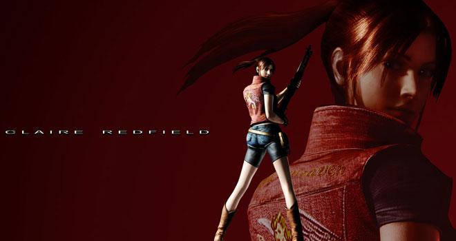Claire Redfield (RE2 Outfit) Wallpaper Pack by FadedBlackangel